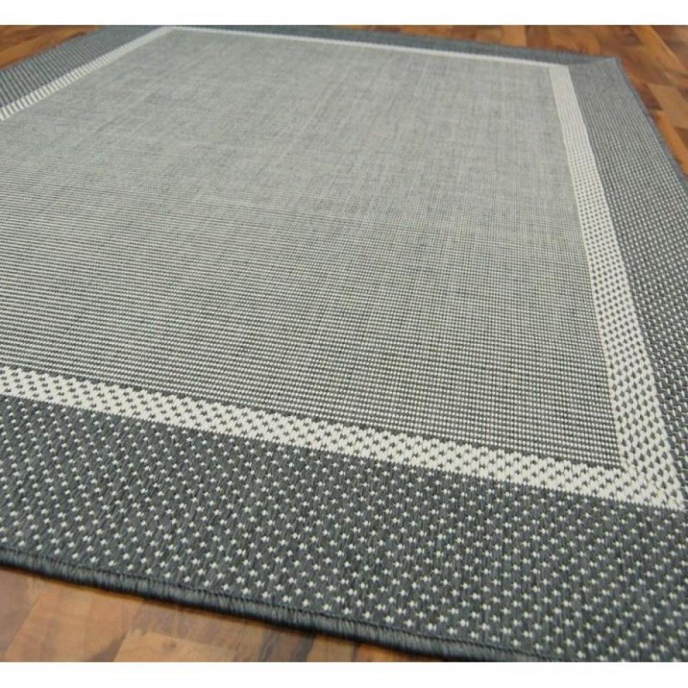 Tapis De Sol Meubles Et Rangements Carpetto Tapis Gris 120x170 Cm Inside75