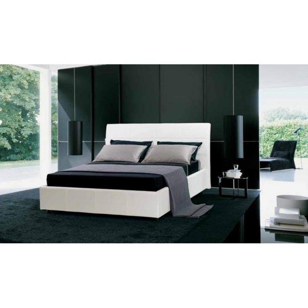 lits chambre literie lit coffre design cesare couchage. Black Bedroom Furniture Sets. Home Design Ideas