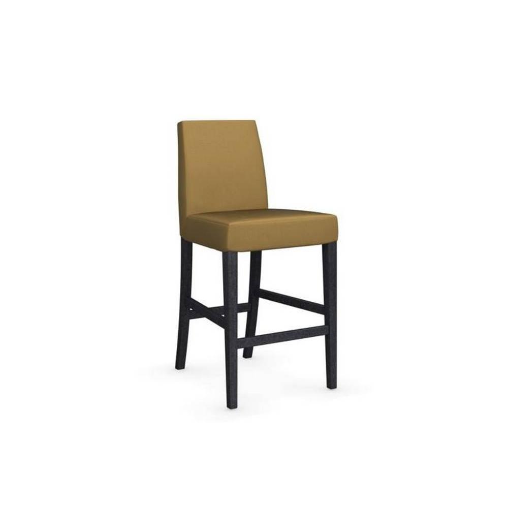 Chaises tables et chaises calligaris chaise de bar for Chaise jaune moutarde