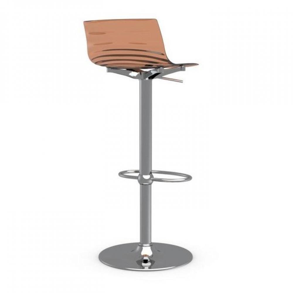 tabourets de bar tables et chaises calligaris calligaris chaise de bar design l 39 eau de. Black Bedroom Furniture Sets. Home Design Ideas