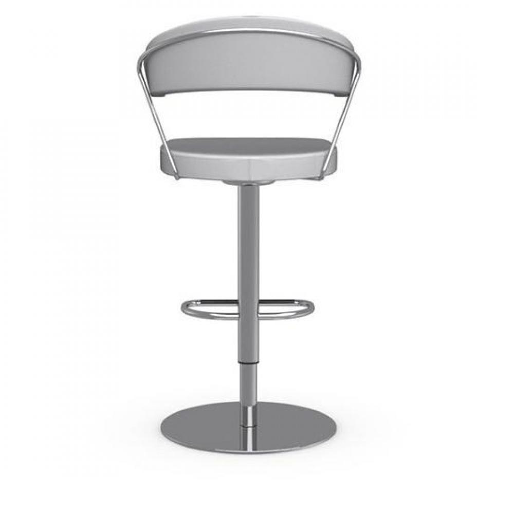 chaises de bar tables et chaises calligaris chaise de bar new york design inside75. Black Bedroom Furniture Sets. Home Design Ideas