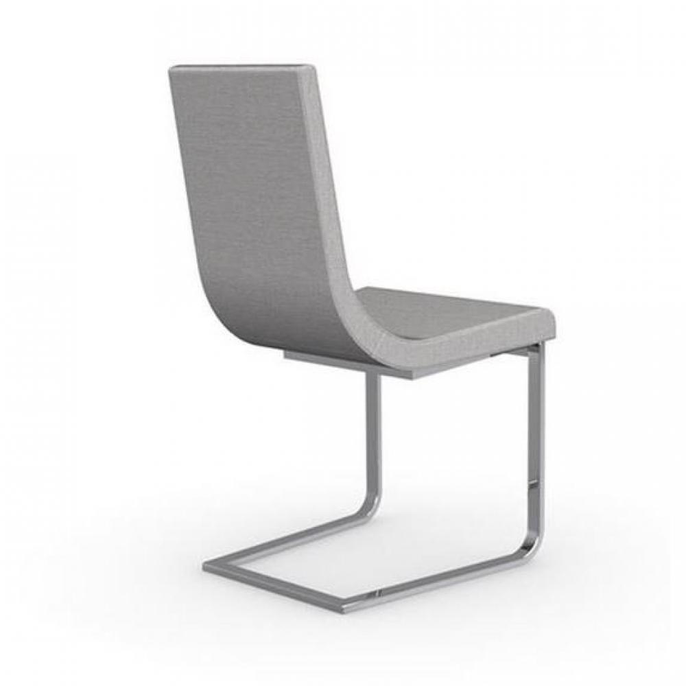chaises tables et chaises calligaris cruiser chaise haut de gamme assise tissu sable inside75. Black Bedroom Furniture Sets. Home Design Ideas