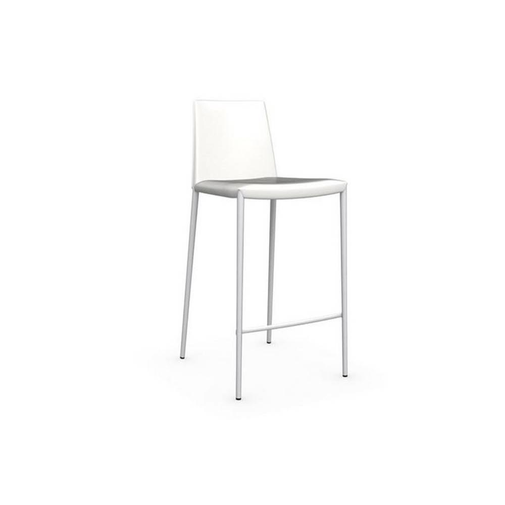 Chaises de bar tables et chaises calligaris chaise de bar italienne boheme - Chaise de bar blanche ...