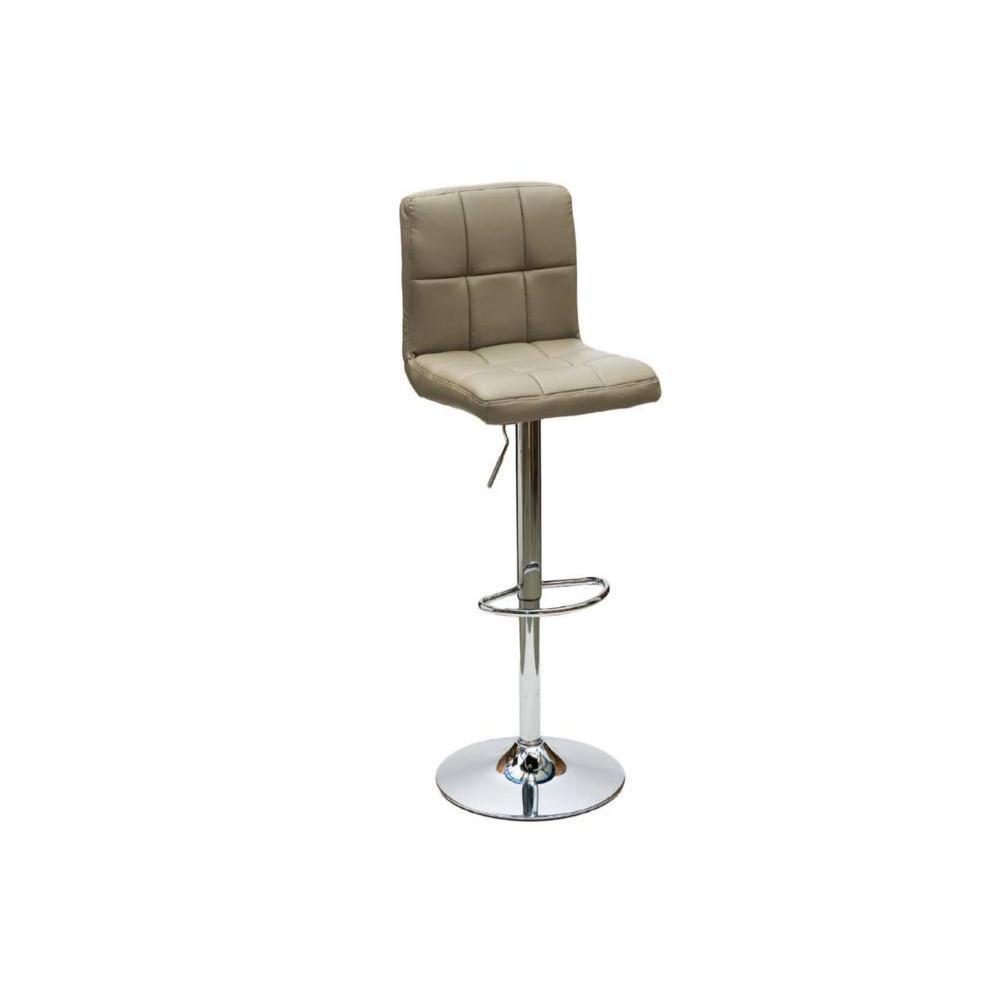chaises de bar tables et chaises chaise de bar jazz design en tissu enduit polyur thane simili. Black Bedroom Furniture Sets. Home Design Ideas