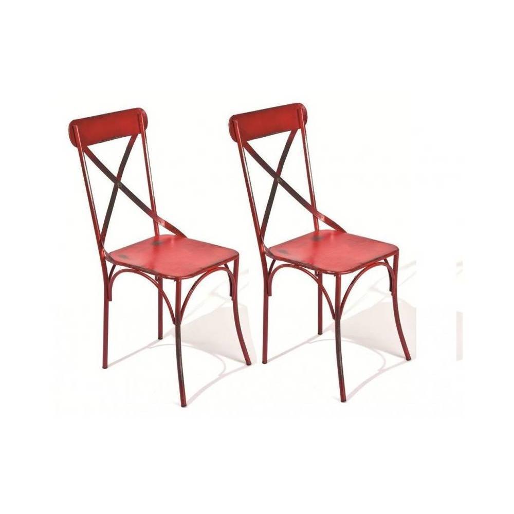 Chaise industriel 4 for Chaise design industriel