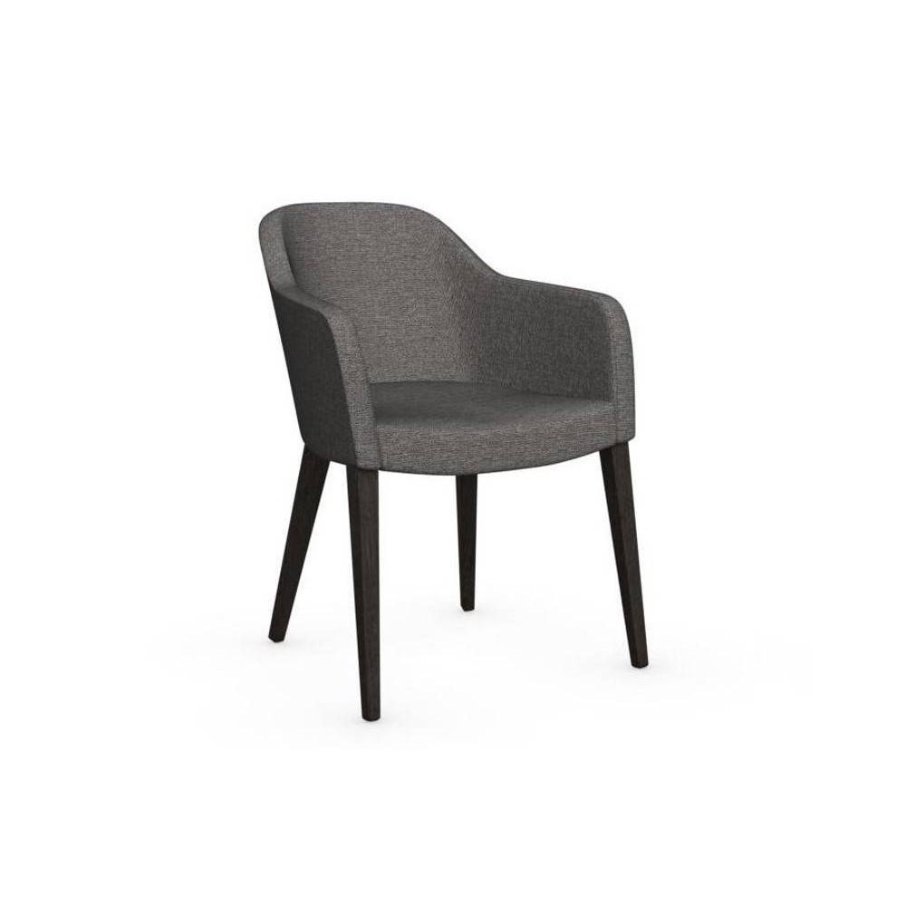 chaises tables et chaises chaise design gossip avec accoudoirs de calligaris pi tement weng. Black Bedroom Furniture Sets. Home Design Ideas