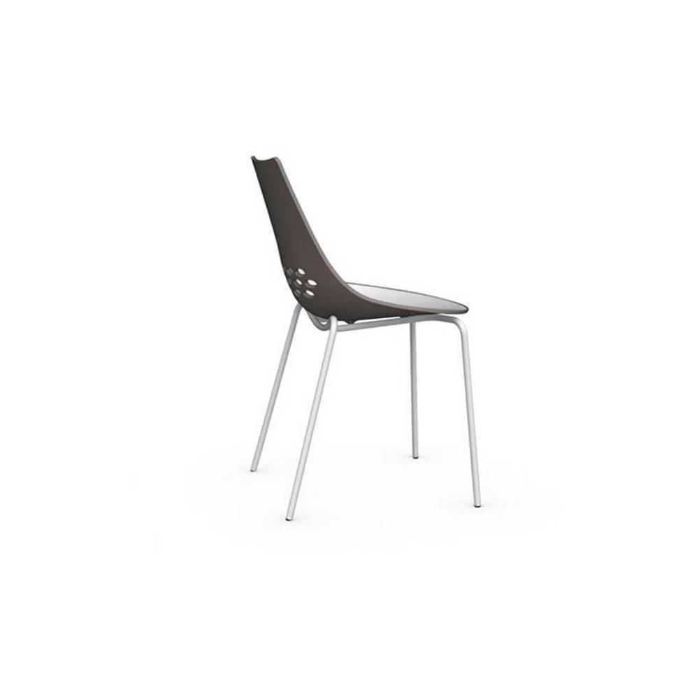 chaises tables et chaises calligaris chaise design jam. Black Bedroom Furniture Sets. Home Design Ideas