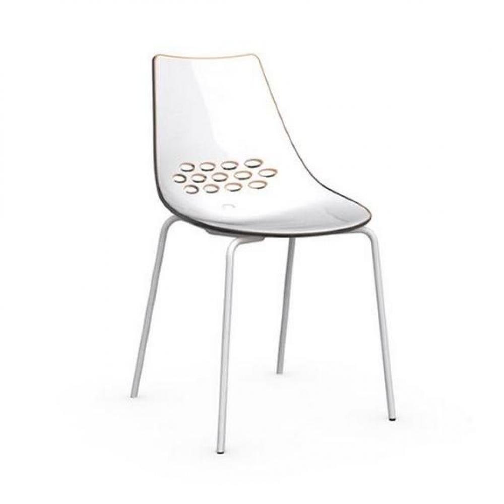 Chaises tables et chaises table pliante spacebox blanche for Table pliante avec rangement chaise