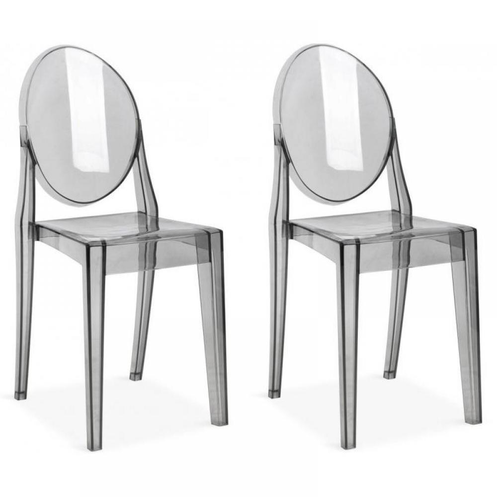 Chaises tables et chaises lot de 4 chaises de salon - Table et chaise de salon ...