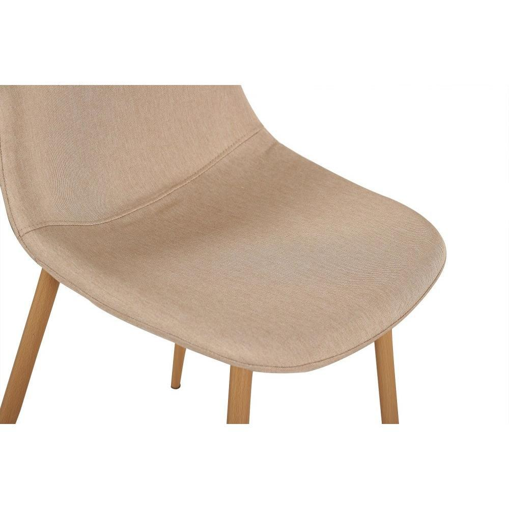 chaises tables et chaises chaise stockholm design tissu. Black Bedroom Furniture Sets. Home Design Ideas