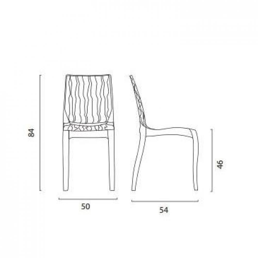 chaises tables et chaises chaise design dune en. Black Bedroom Furniture Sets. Home Design Ideas