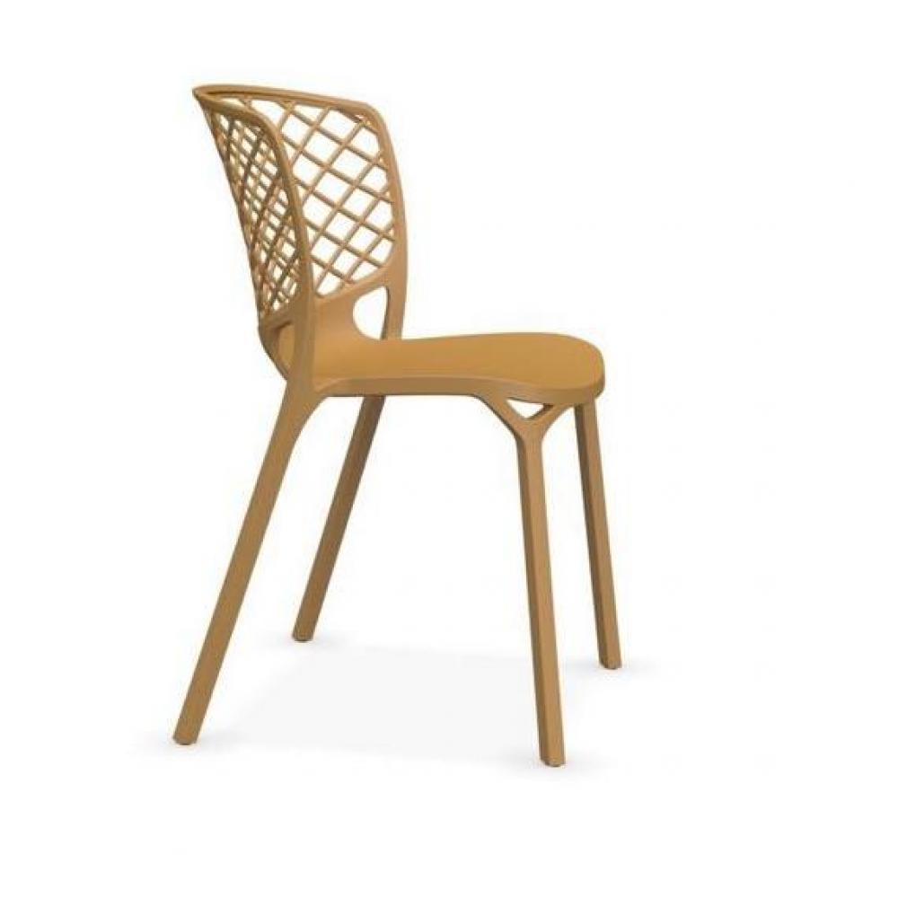 chaises tables et chaises calligaris chaise empilable. Black Bedroom Furniture Sets. Home Design Ideas