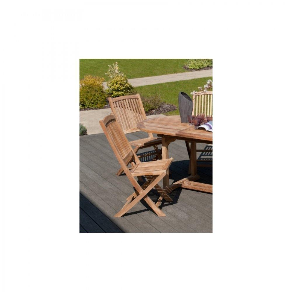 chaises tables et chaises chaise de jardin lombock en. Black Bedroom Furniture Sets. Home Design Ideas