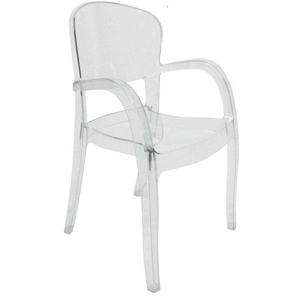 Chaises meubles et rangements chaise joker design for Chaise transparente design