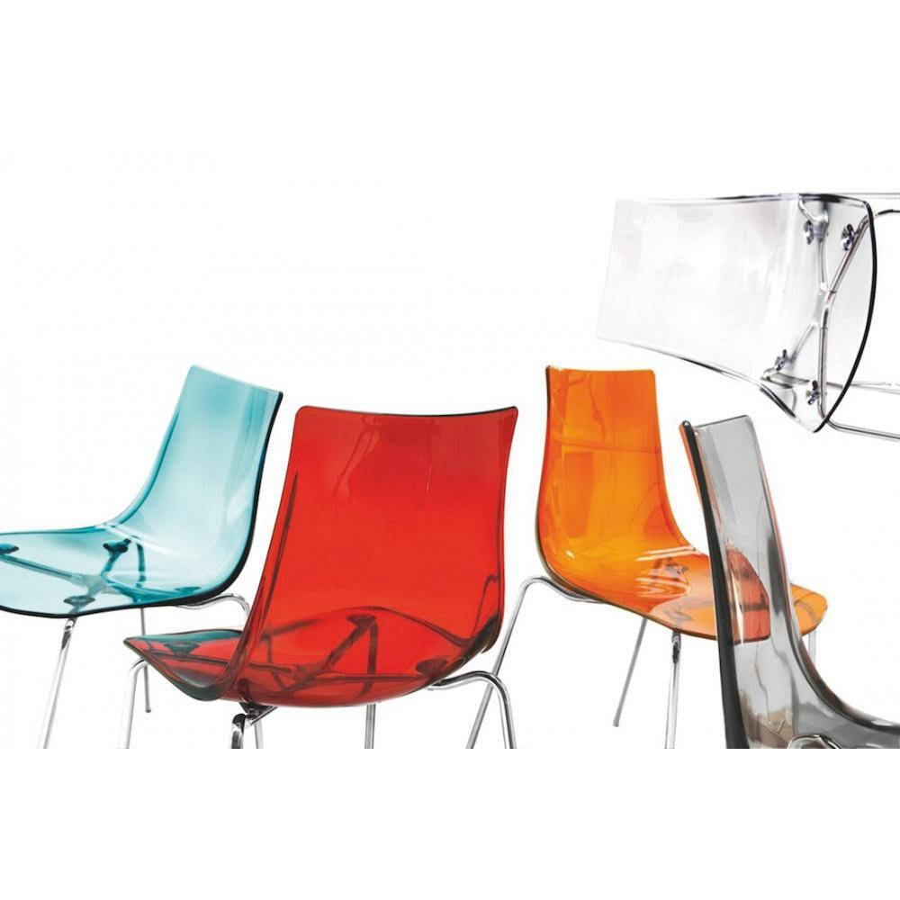 Chaises tables et chaises chaise orbital empilables for Chaise empilable design