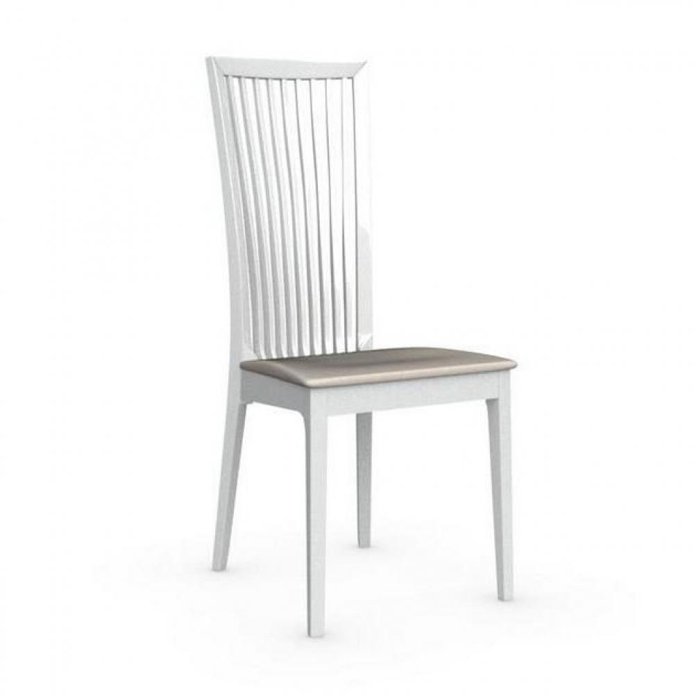 Tables relevables tables et chaises calligaris chaise for Chaise blanche tissu