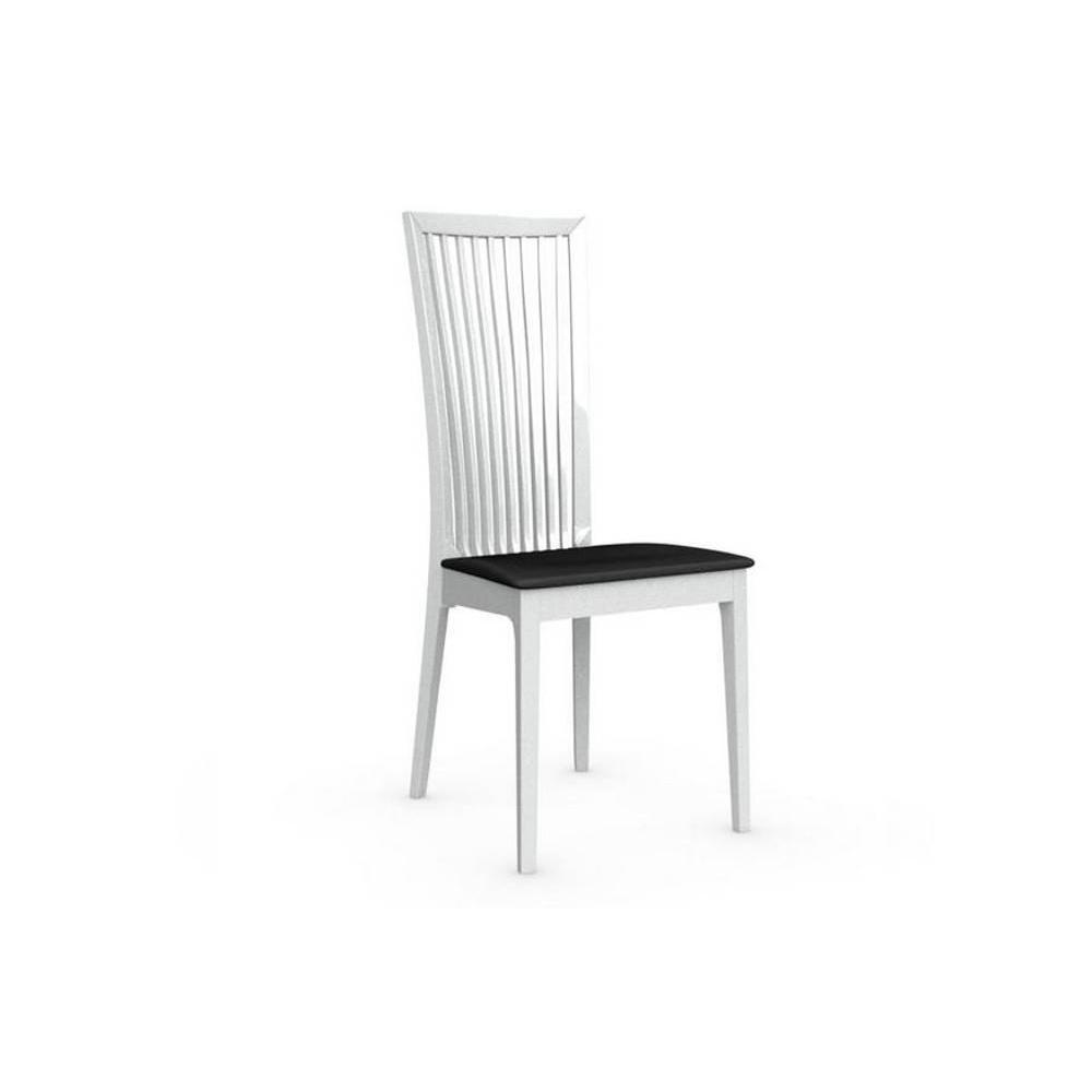 Chaises tables et chaises calligaris chaise philadelphia - Chaise blanche et noir ...