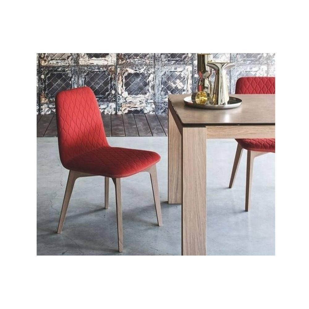 Meuble salle manger meuble salle mangers - Chaise rouge transparente ...