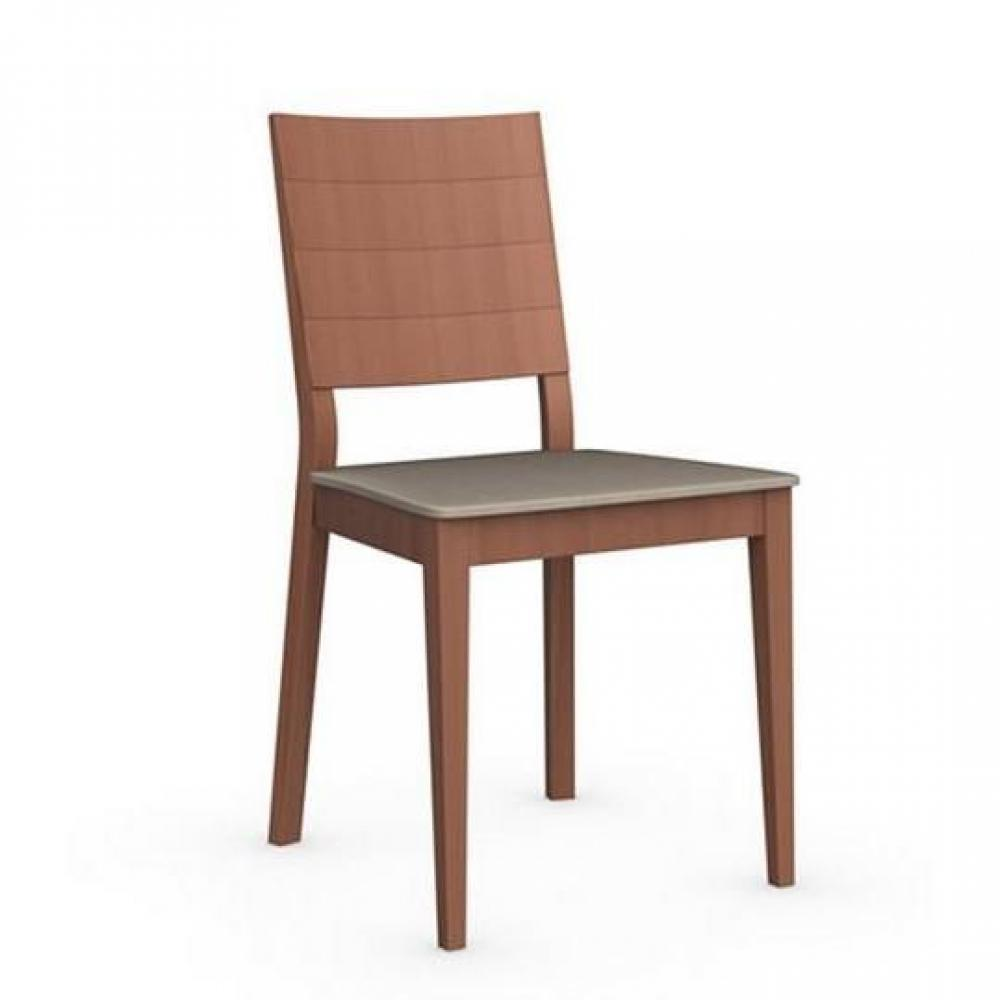 Chaise Italienne Style Line De Calligaris Structure