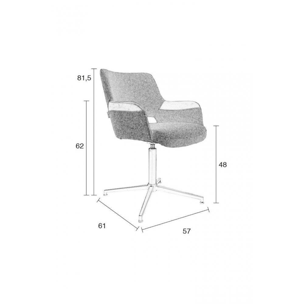Fauteuils design canap s et convertibles zuiver chaise for Chaise zuiver