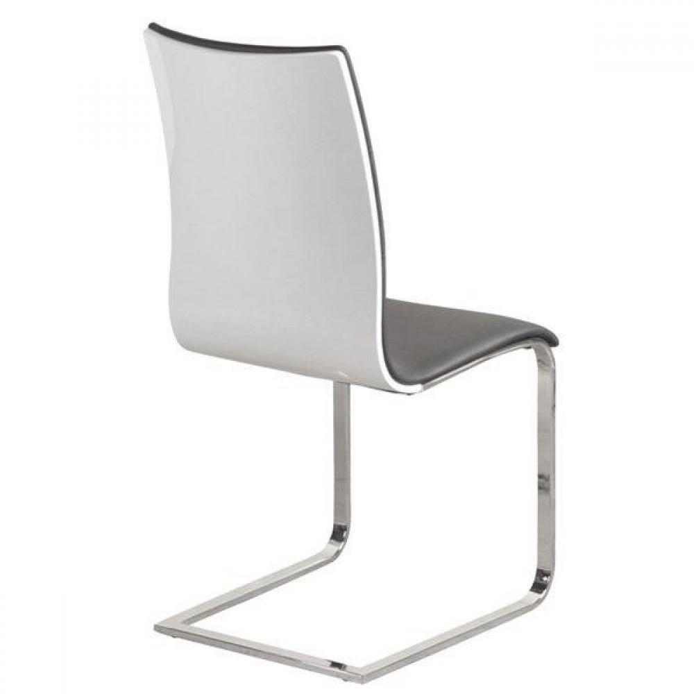 chaises tables et chaises chaise design sydney en tissu