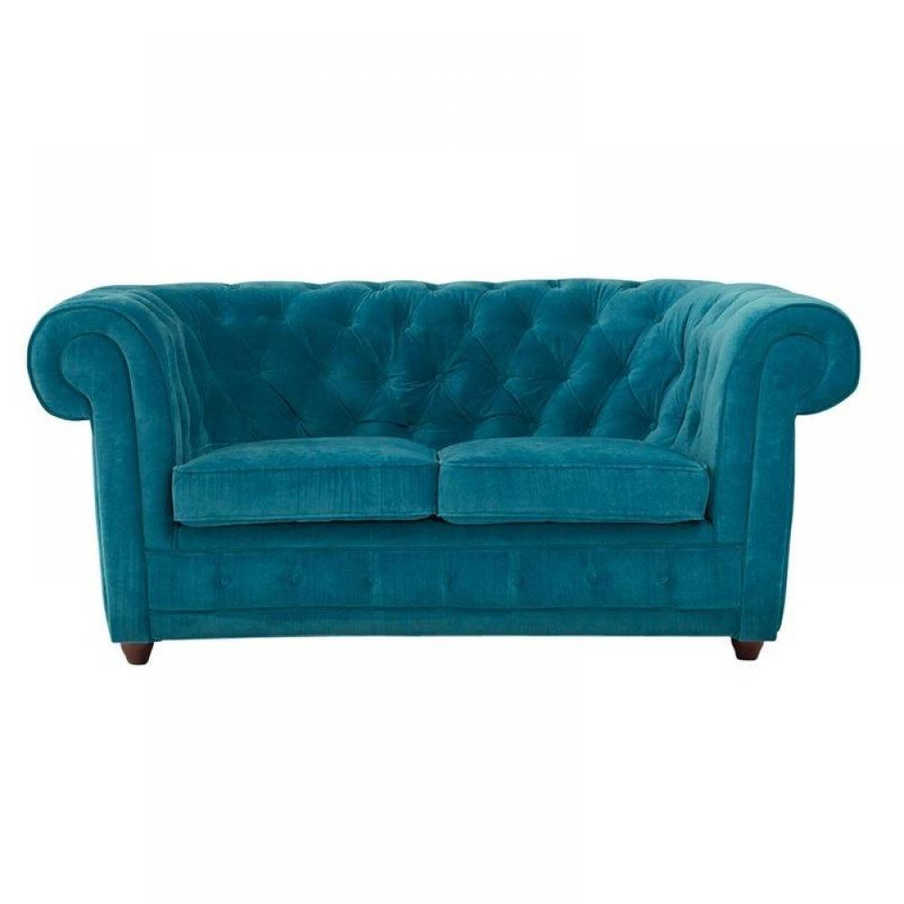 Canap s chesterfield canap s et convertibles canap for Canape velours soldes