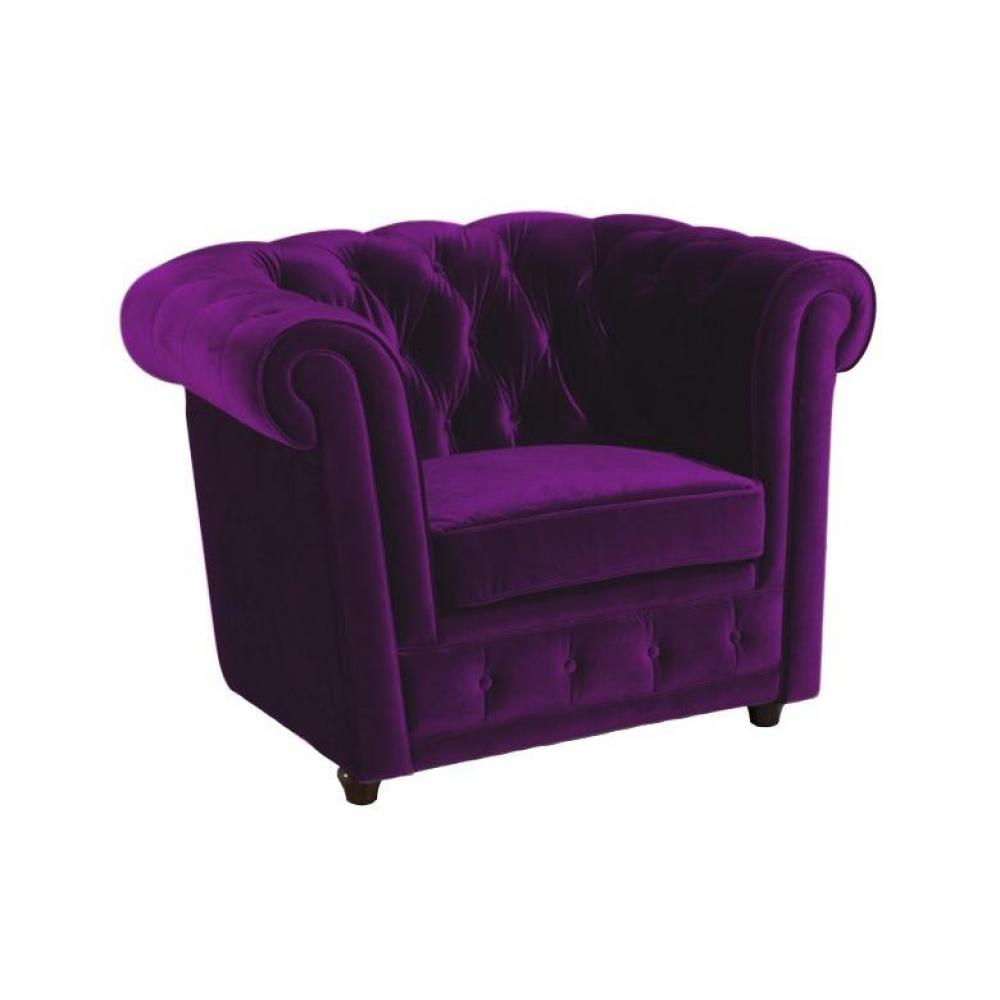 fauteuil violet. Black Bedroom Furniture Sets. Home Design Ideas