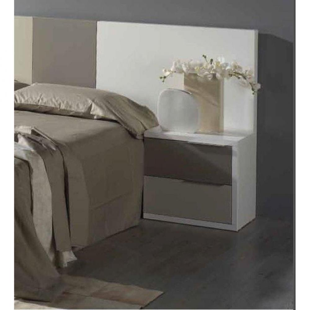 Commodes, meubles et rangements, Commode VIGO blanche, 3