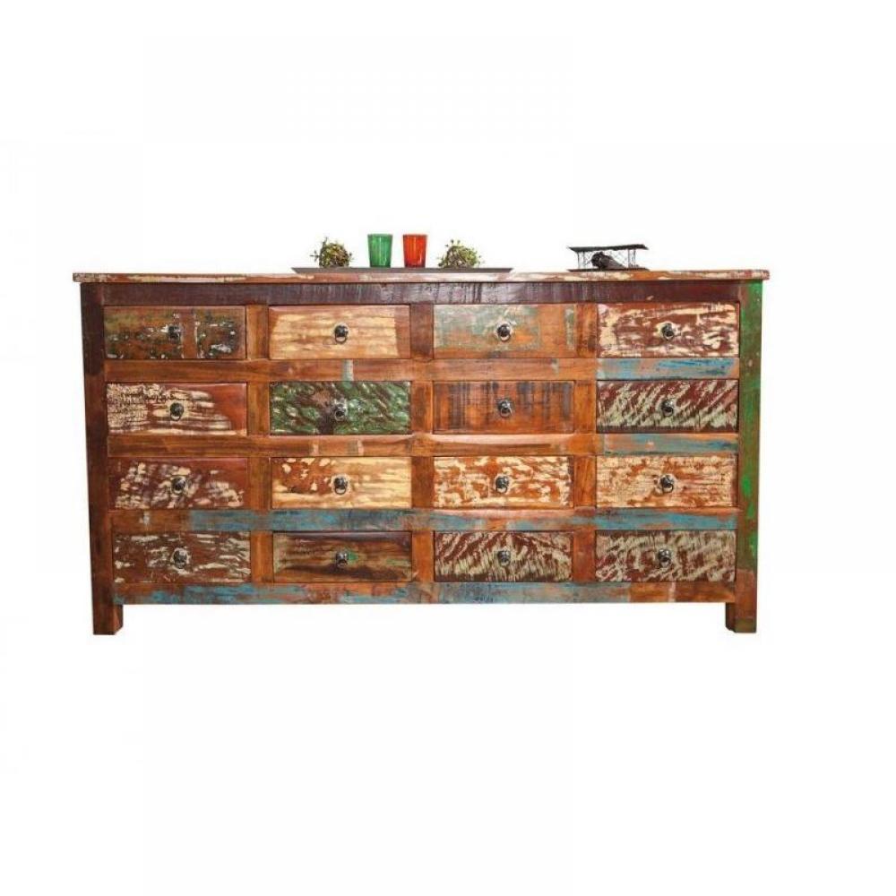 Chiffonniers meubles et rangements chiffonnier design for Meuble en bois de manguier