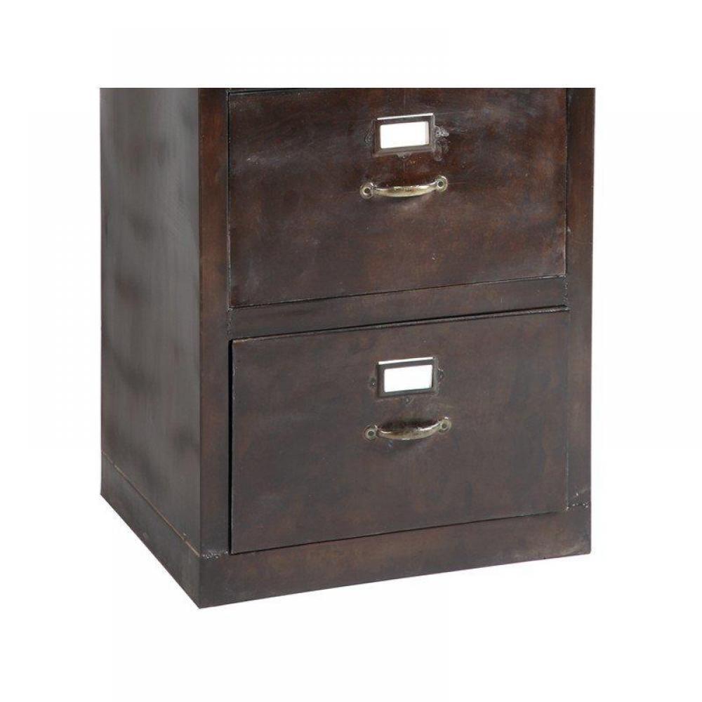 chiffonniers meubles et rangements armoire ferro 4 tiroirs pour dossiers suspendus en acier. Black Bedroom Furniture Sets. Home Design Ideas