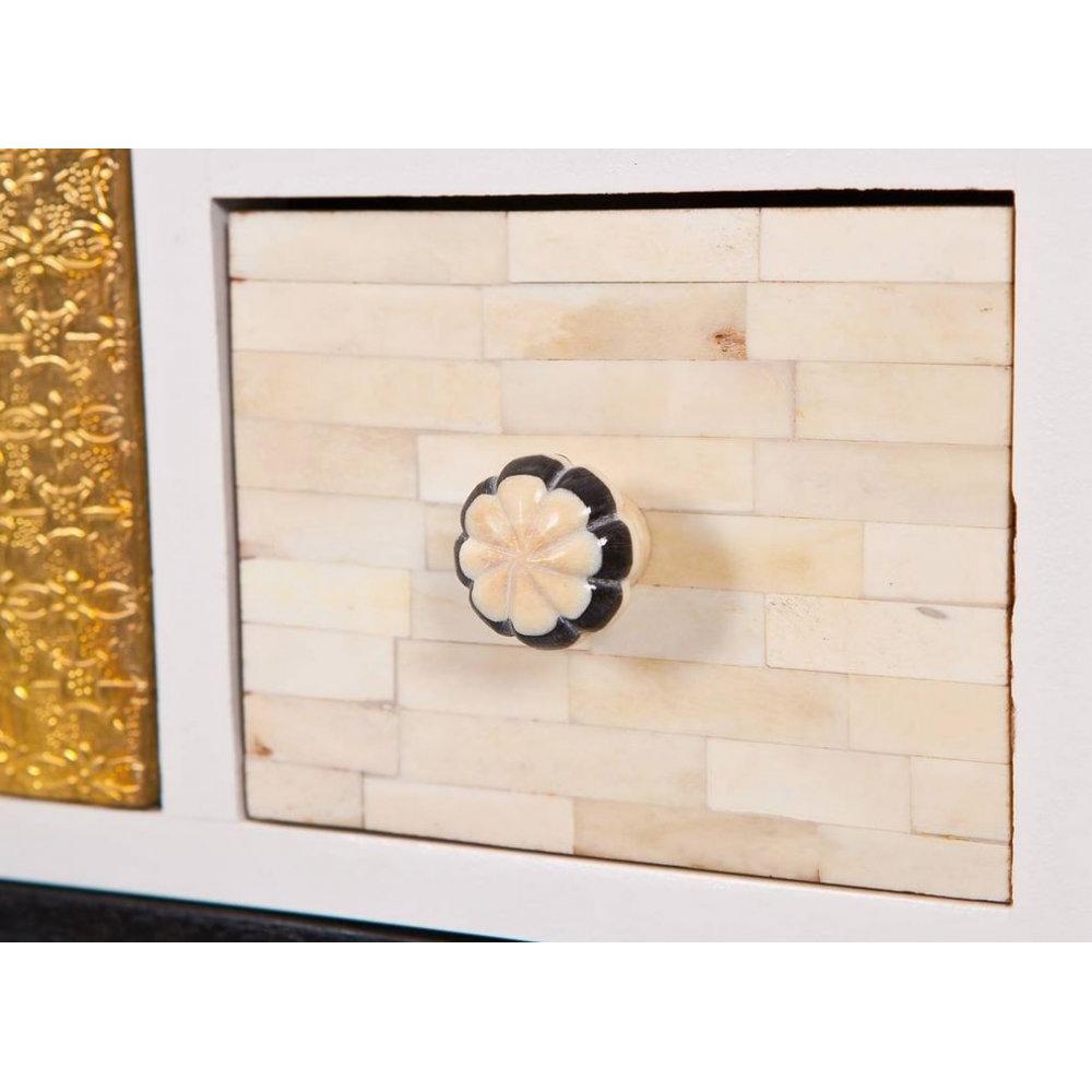 Chiffonniers meubles et rangements chiffonnier japura for Porte bois blanc