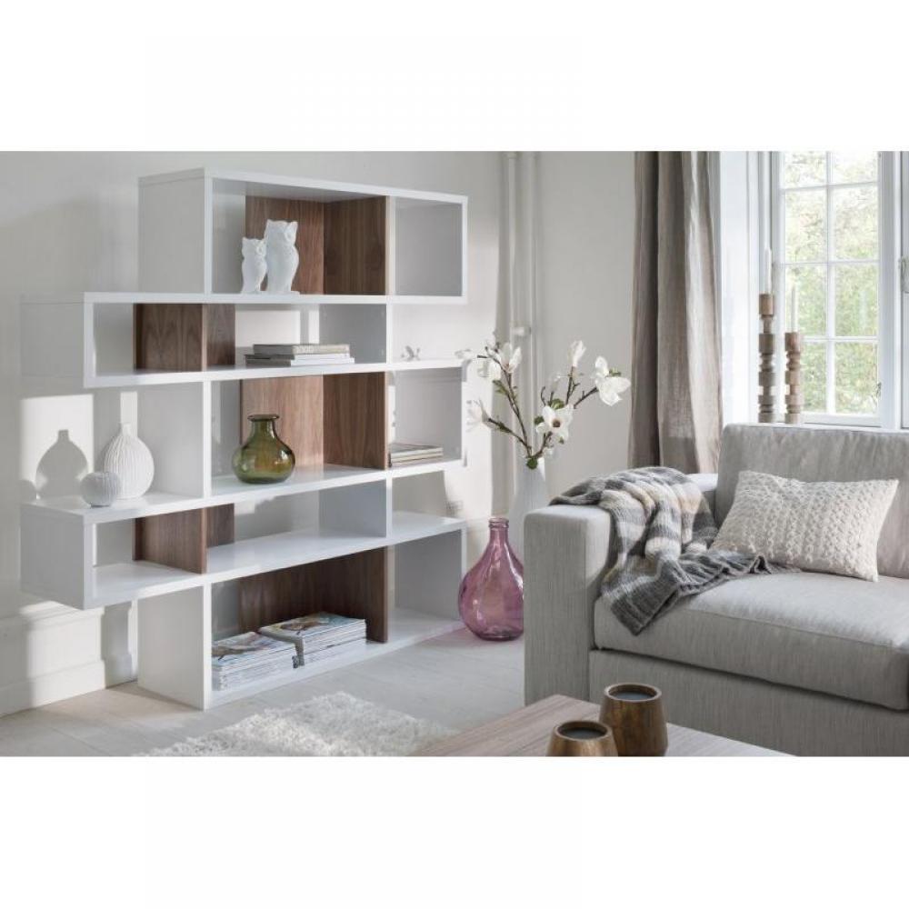 Biblioth ques tag res meubles et rangements temahome london biblioth que d - Etageres design pas cher ...