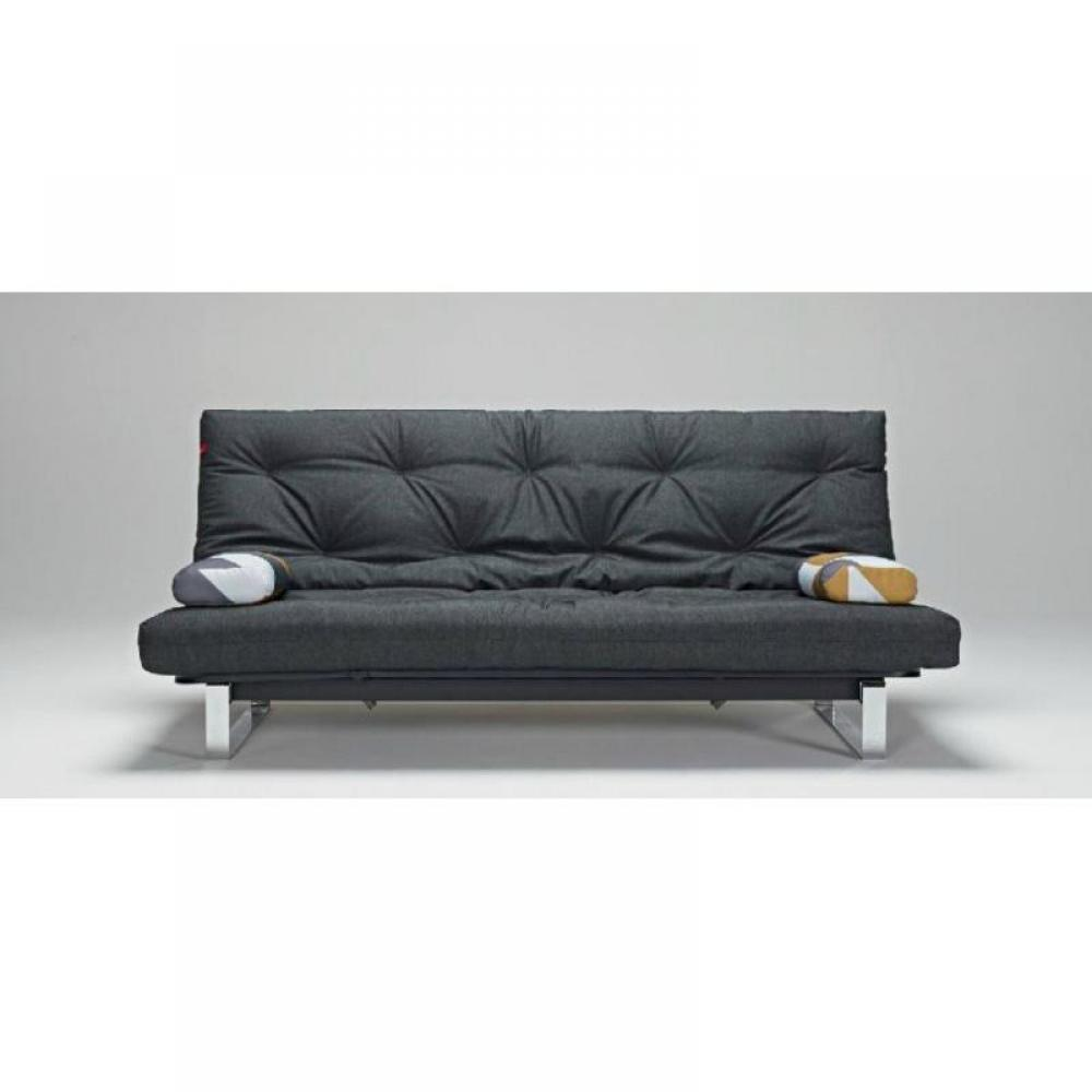 Canap s lits clic clac convertibles innovation canape lit design minimum in - Clic clac innovation ...