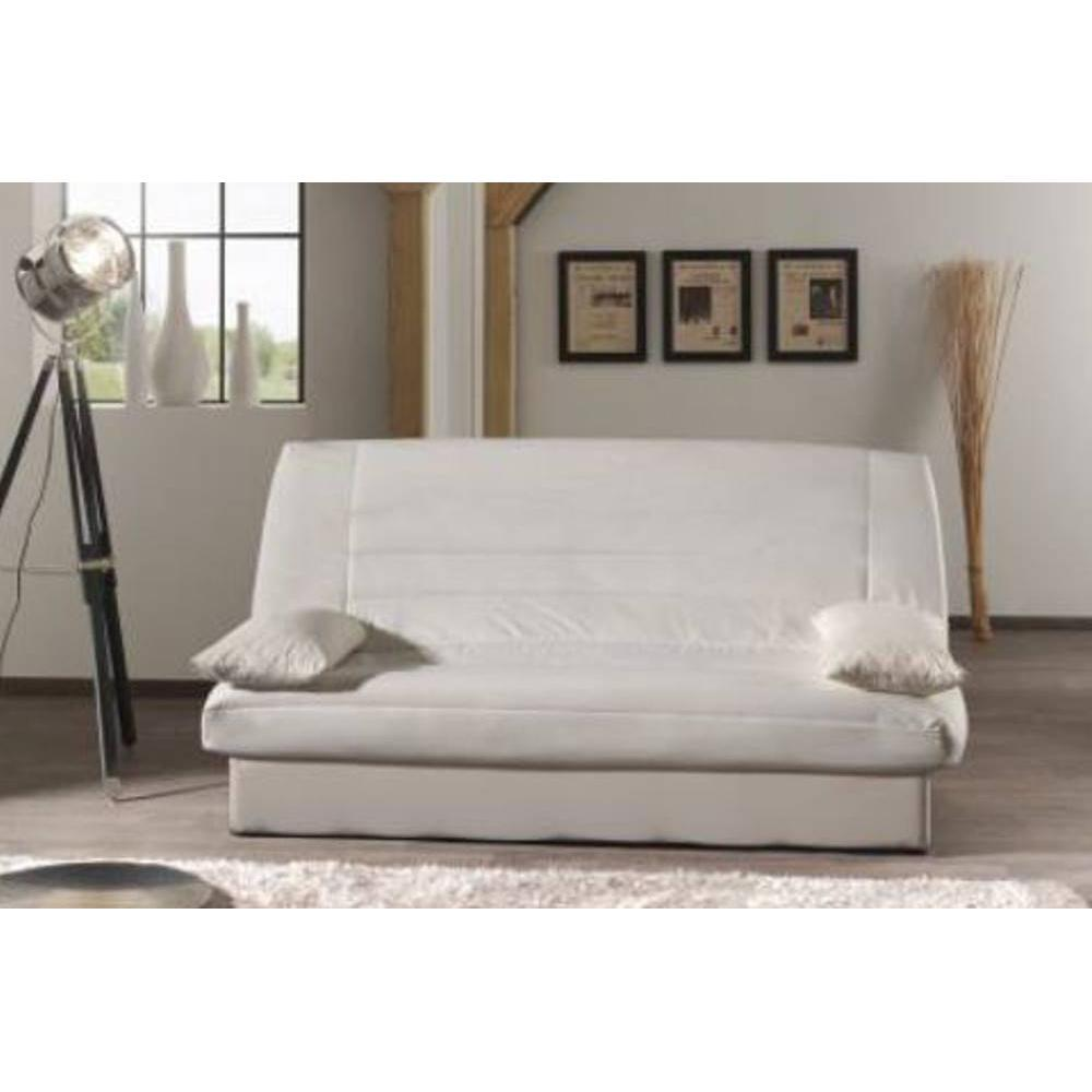 canap s convertibles canap s et convertibles clic clac luxe convertible caslano cru 130 190cm. Black Bedroom Furniture Sets. Home Design Ideas
