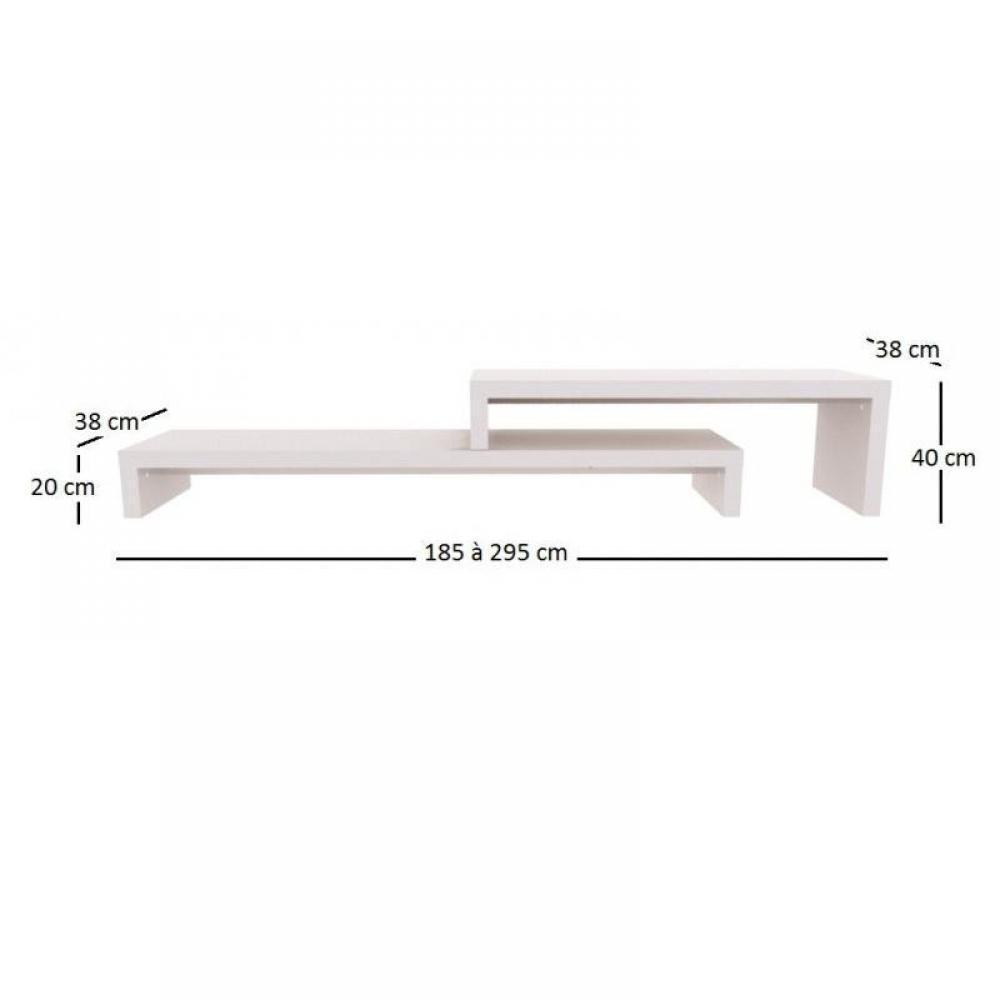 grand meuble tv blanc laqué – Artzeincom -> Grand Meuble Tv Blanc