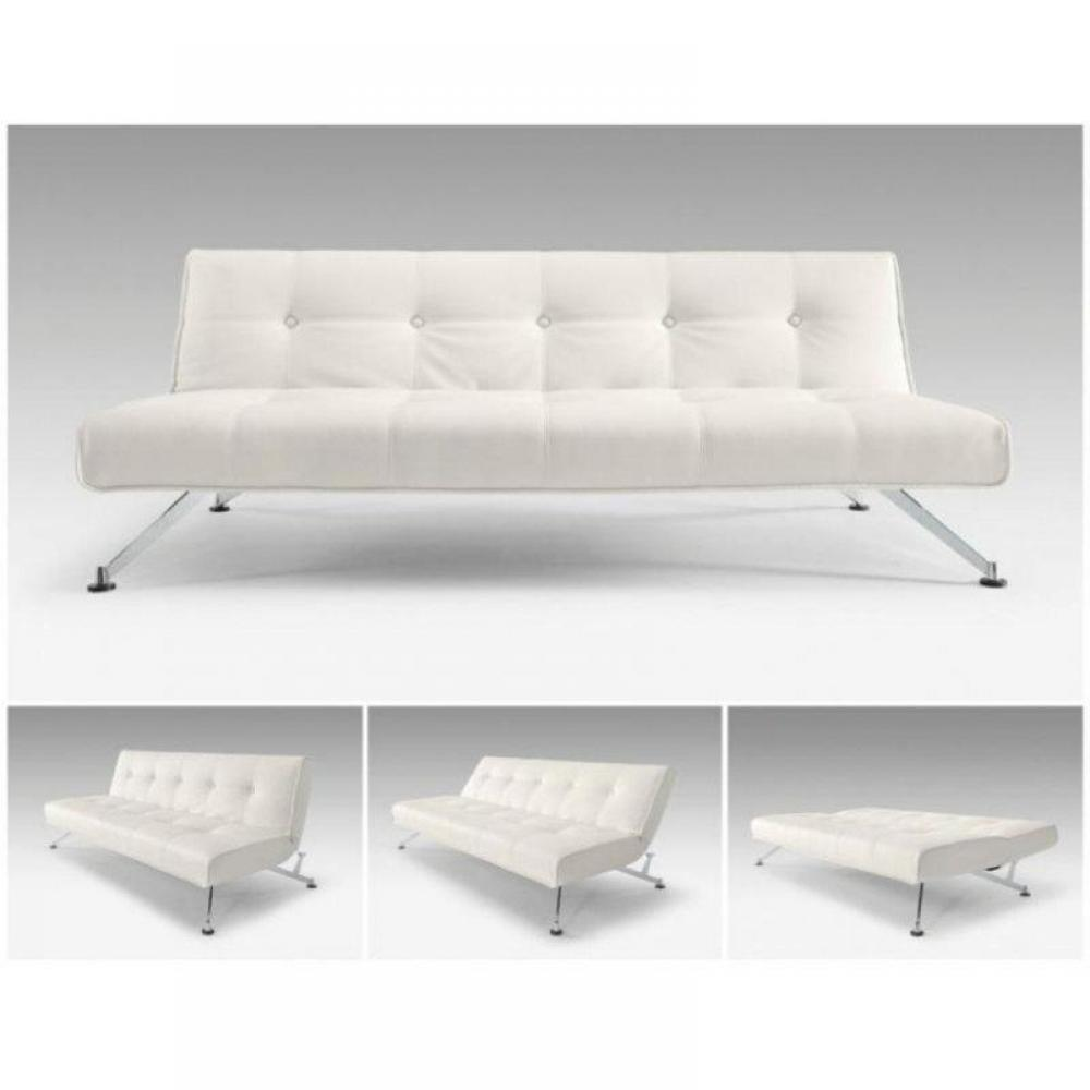 Canape sans accoudoirs design for Acheter un divan