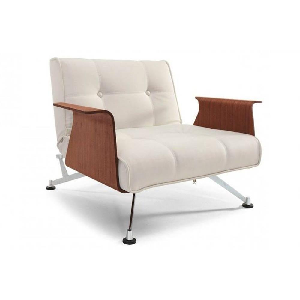 Fauteuils convertibles canap s et convertibles innovation living fauteuil design clubber - Fauteuil convertible design ...