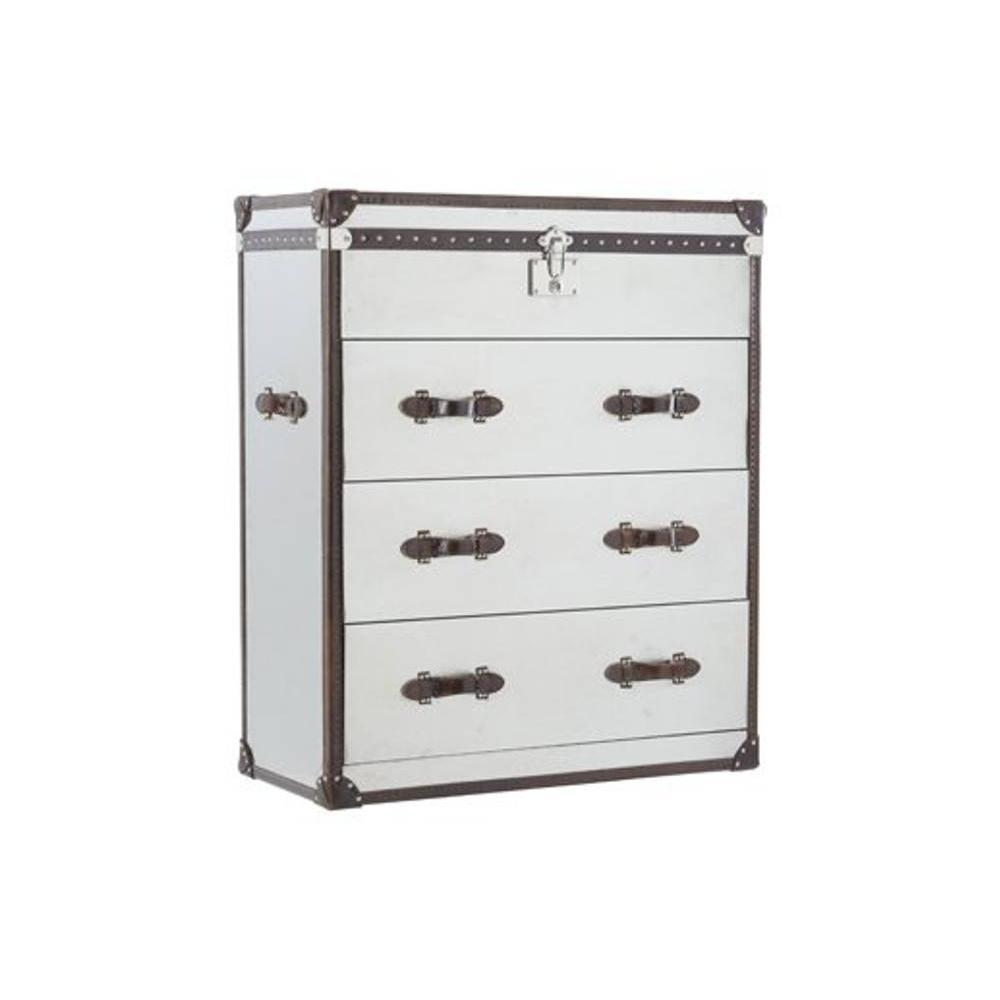 commodes meubles et rangements commode coffre 3 tiroirs. Black Bedroom Furniture Sets. Home Design Ideas