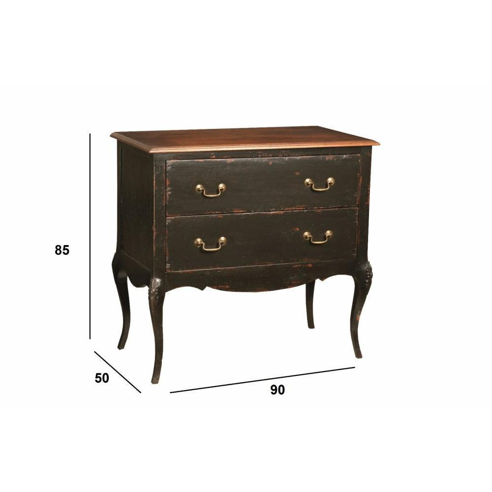 commodes meubles et rangements commode moliere de style. Black Bedroom Furniture Sets. Home Design Ideas