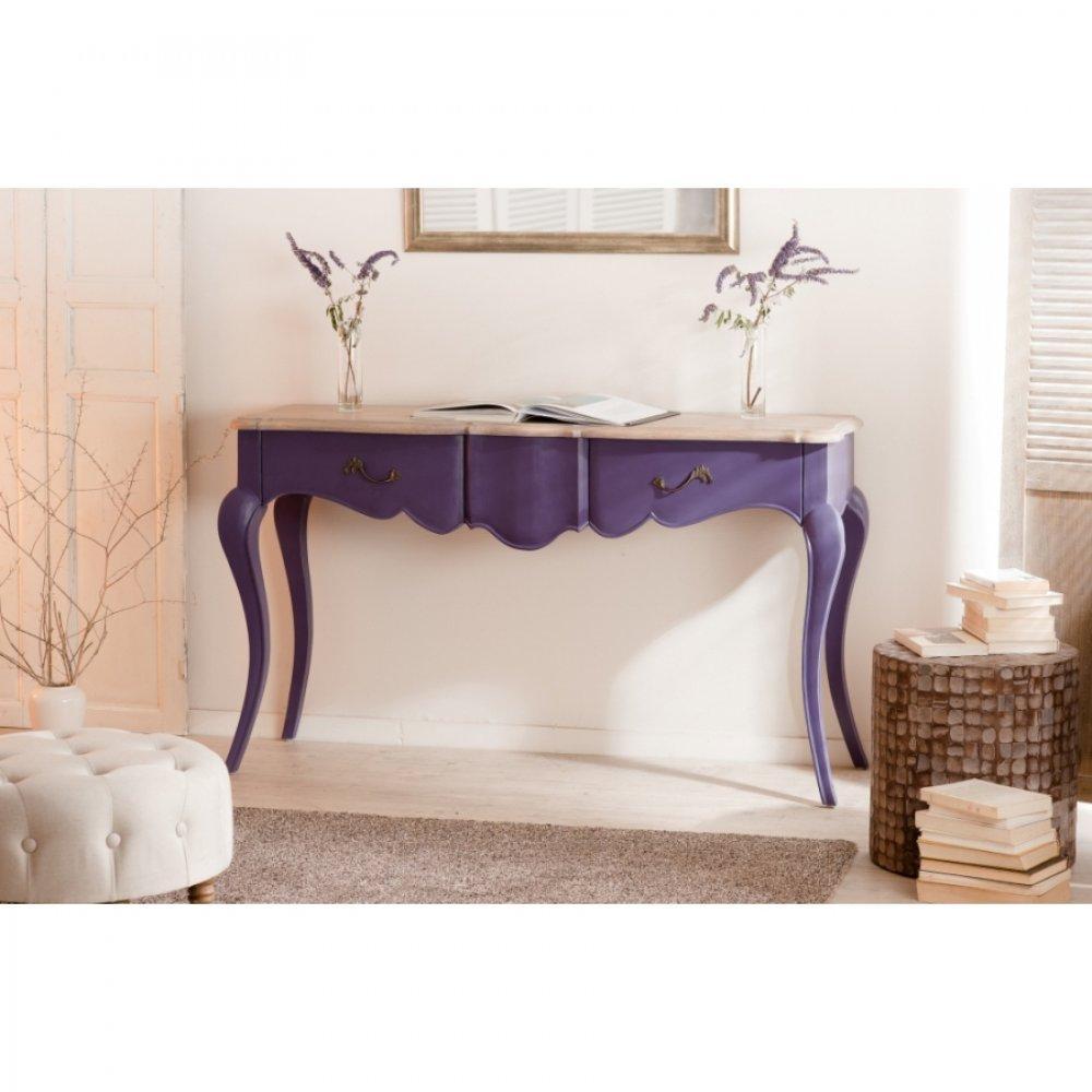 consoles tables et chaises console baroque 2 tiroirs. Black Bedroom Furniture Sets. Home Design Ideas
