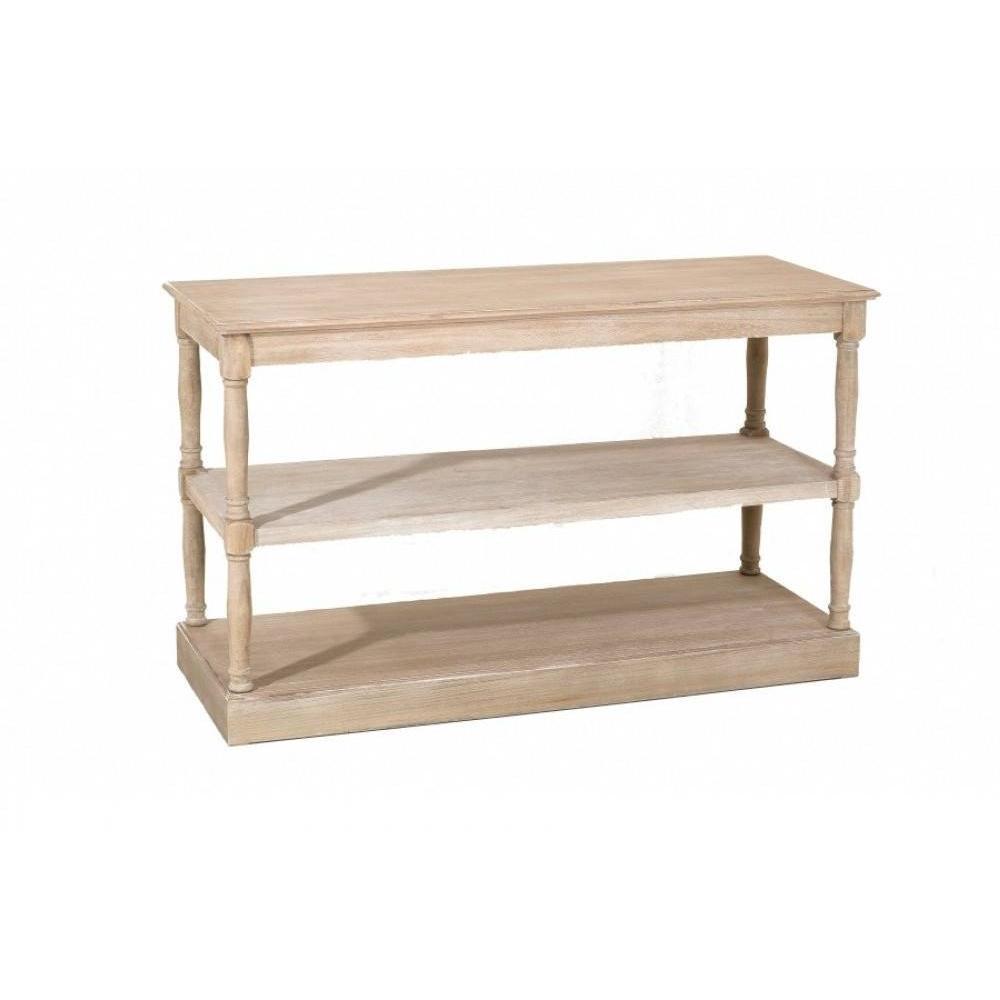 consoles tables et chaises console double tag res. Black Bedroom Furniture Sets. Home Design Ideas