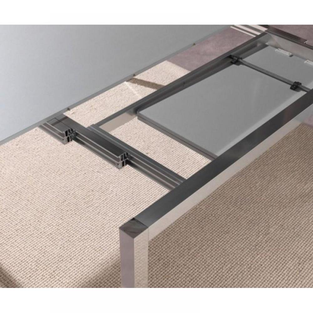 Consoles extensibles meubles et rangements console extensible atelier en ve - Console extensible verre ...