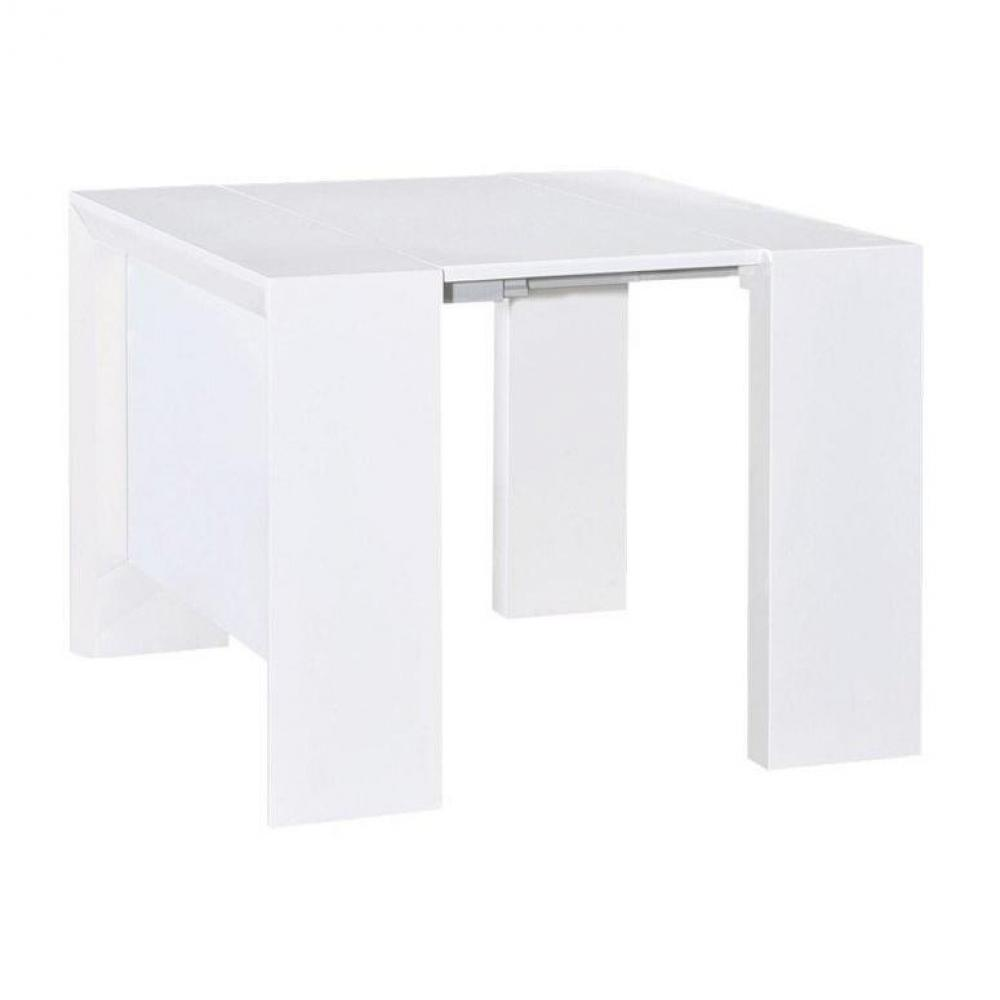Consoles extensibles tables et chaises console - Console extensible rallonges integrees ...