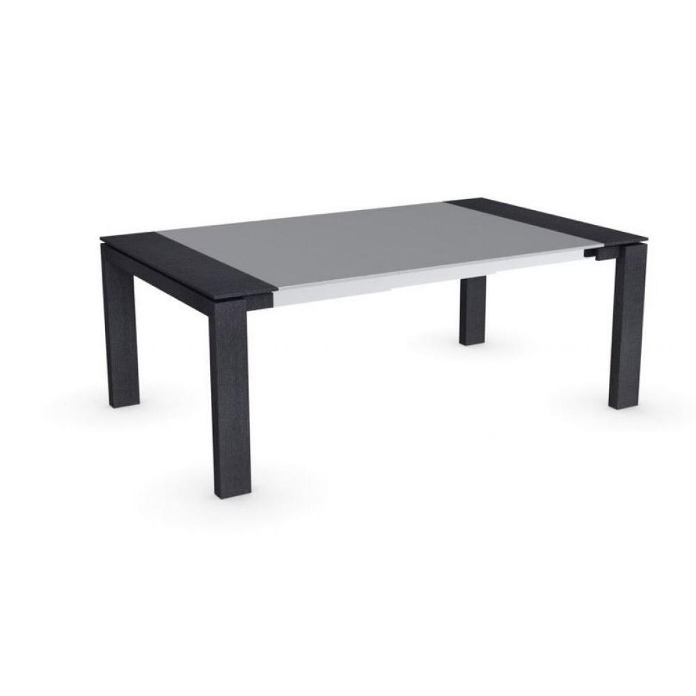 Table console extensible habitat for Table console haute extensible