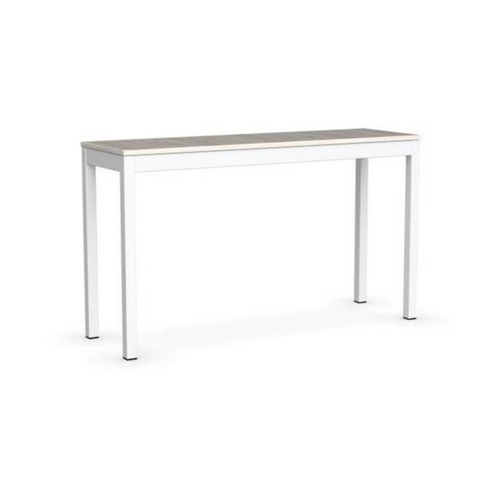 Consoles extensibles tables et chaises calligaris console extensible snap p - Console blanc laque extensible ...