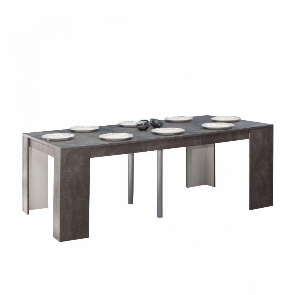 Consoles extensibles tables et chaises console elasto - Table console extensible 12 couverts ...