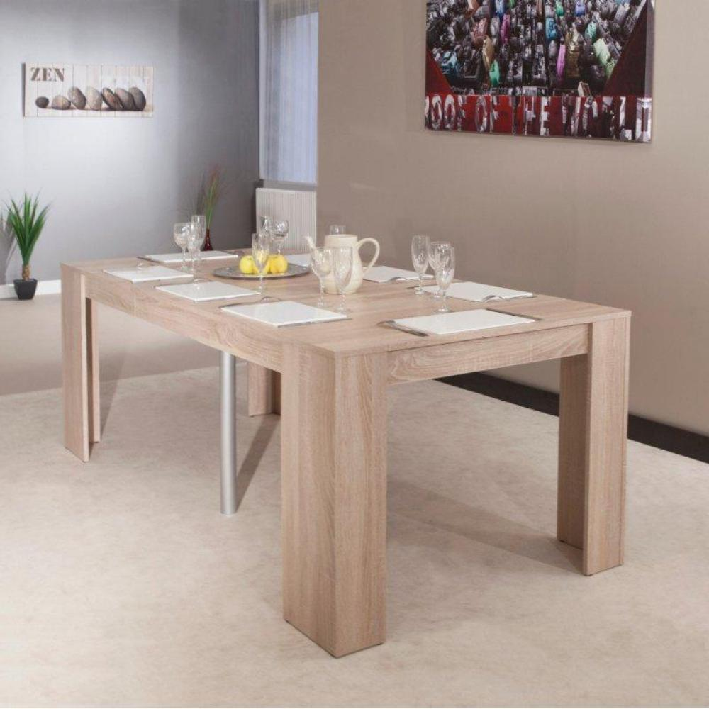 Consoles extensibles tables et chaises console elasto - Table console chene ...