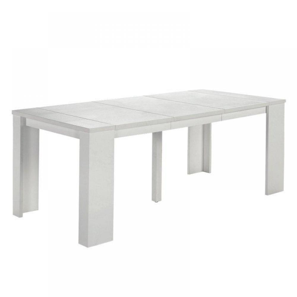 Consoles extensibles tables et chaises console for Table console extensible grise