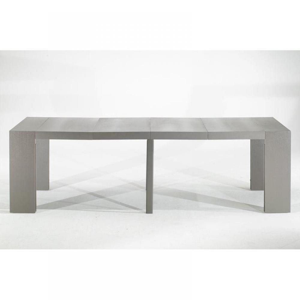 Table Console Extensible Chene Maison Design