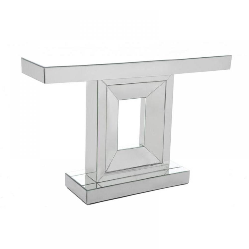 consoles meubles et rangements console tetra en verre. Black Bedroom Furniture Sets. Home Design Ideas